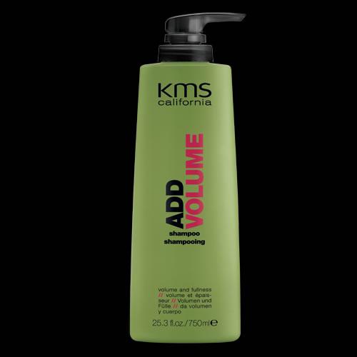 Image of KMS California Addvolume Shampoo 750ml
