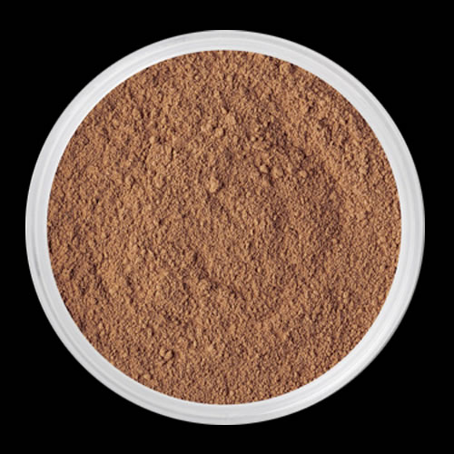 Image of bareMinerals SPF15 Matte Foundation Warm Dark 6g