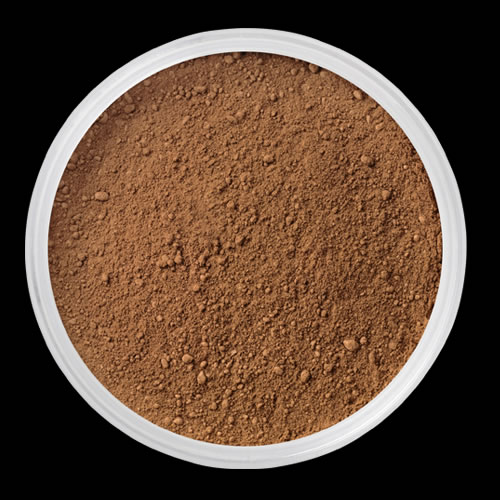 Image of bareMinerals SPF15 Matte Foundation Golden Deep 6g