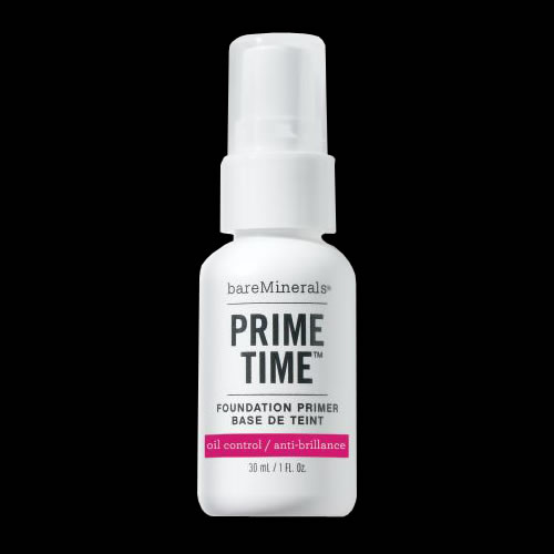 Image of bareMinerals Prime Time Oil Control Foundation Primer 30ml