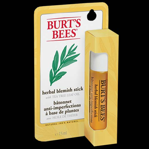 Image of Burt's Bees Outdoor Herbal Blemish Stick 7.5ml