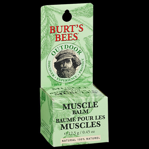 Image of Burt's Bees Outdoor Muscle Balm 12.5g