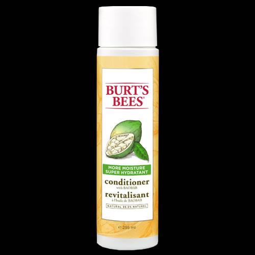 Image of Burt's Bees More Moisture Baobab Conditioner 295ml
