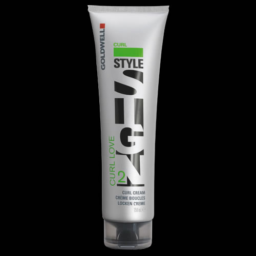 Image of Goldwell Styling Curl Love - Moisturizing Curl Cream 150ml