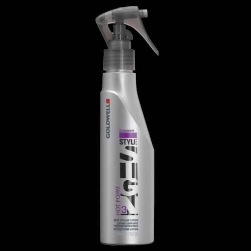 Image of Goldwell Styling Straight Hot Form - Heat Styling Lotion 150ml