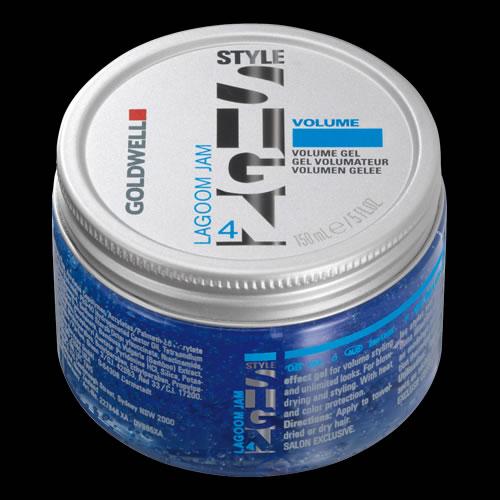 Image of Goldwell Styling Volume Lagoom Jam - Volume Gel 150ml