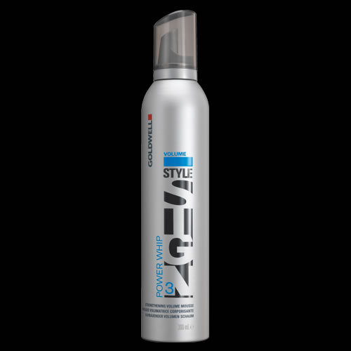 Image of Goldwell Styling Volume Power Whip 300ml