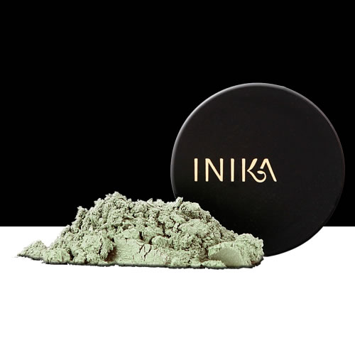 Image of Inika Mineral Eyeshadow - Forest Gold 1.5g