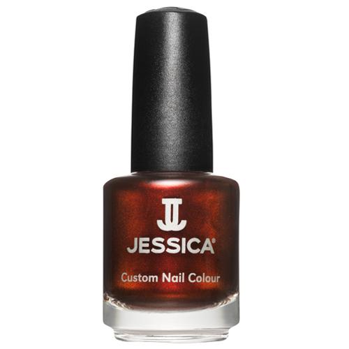 Image of Jessica Custom Nail Colour 734 - Cinnamon Kiss 14.8ml