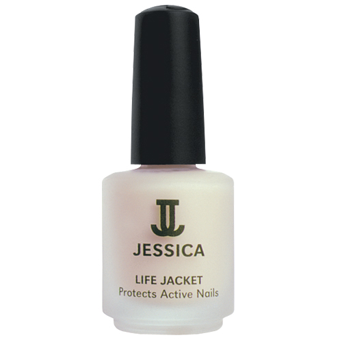 Image of Jessica Nails Life Jacket - Protects Active Nails 14.8ml