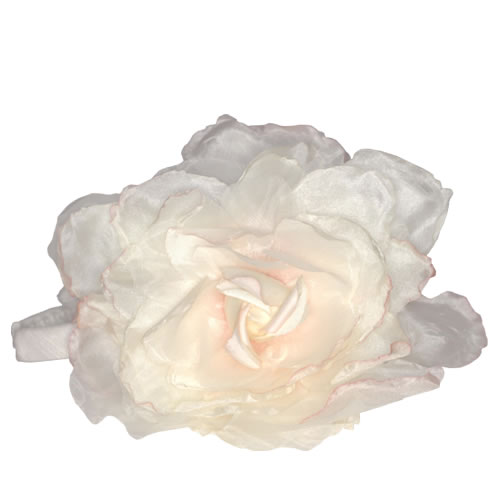 Image of Johnny Loves Rosie Large Rose Hairband