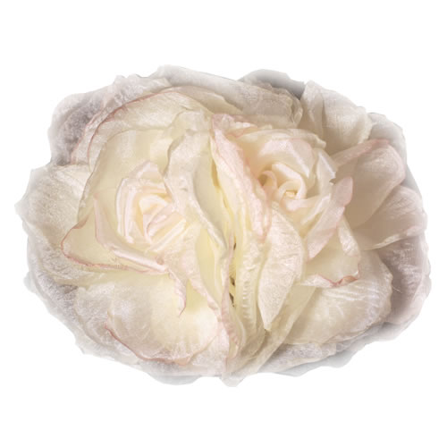 Image of Johnny Loves Rosie Large Double Closed Roses Hair Clip