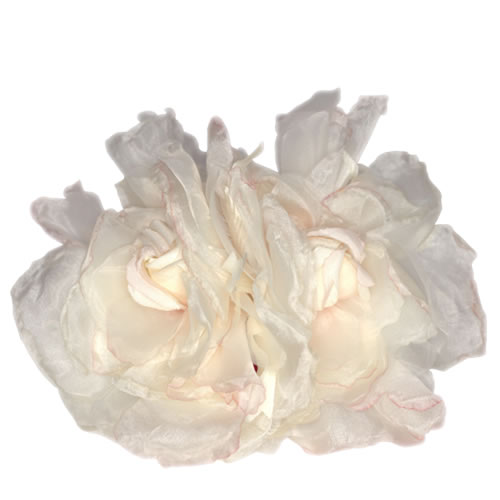 Image of Johnny Loves Rosie Large Double Open Roses Hair Clip