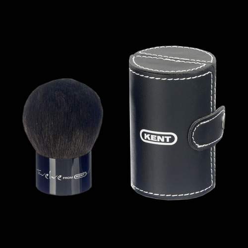 Image of Kent Twelve Travel Powder/Bronzer Brush - TWMU12
