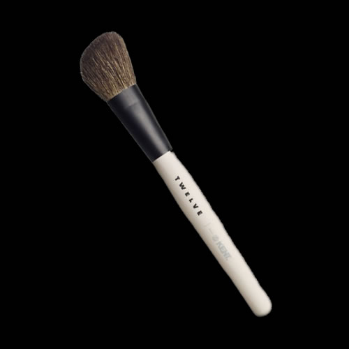 Image of Kent Twelve Contour Blush Brush - TWMU9