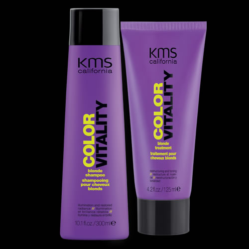 Image of KMS California ColorVitality Blonde Duo