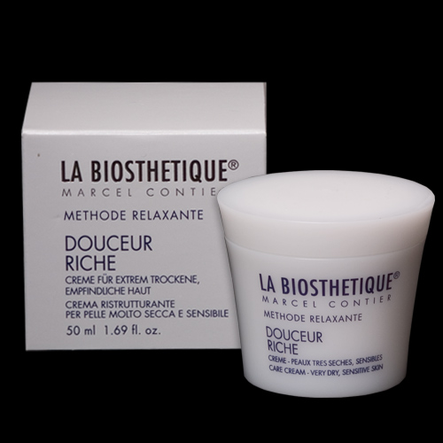 Image of La Biosthetique Relaxante Gentle Rich Night Cream - Very Dry Skin 50ml