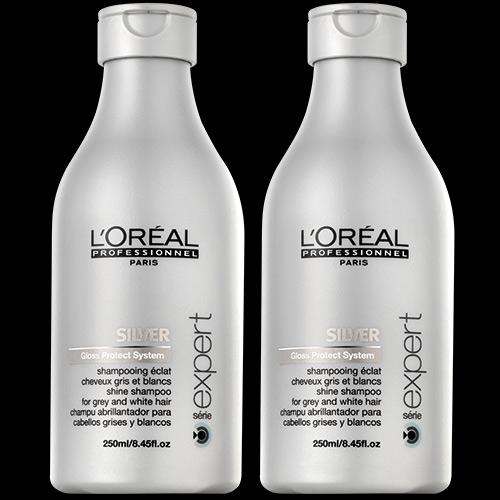 Image of L'Oreal Professionnel Silver Shampoo 250ml Double