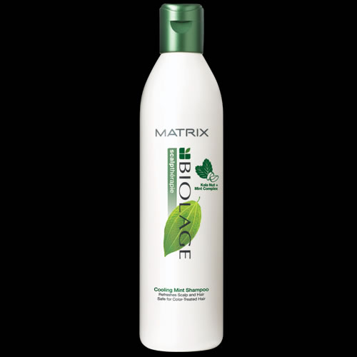Image of Matrix Biolage Scalptherapie Cooling Mint Shampoo 250ml