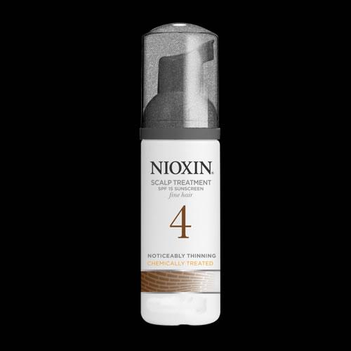 Image of Nioxin System 4 Scalp Treatment 100ml