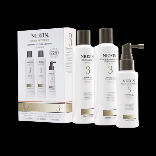 Image of Nioxin 3 Part System Kit - System 3