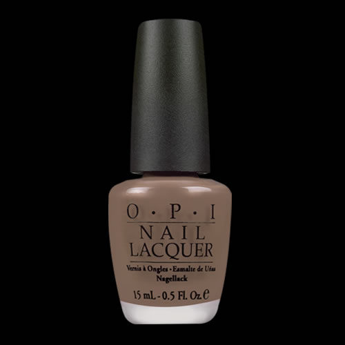 Image of OPI Over The Taupe 15ml