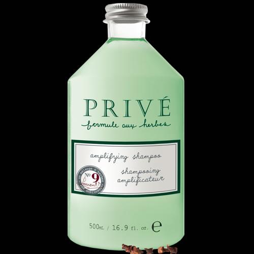 Image of Privé Amplifying Shampoo 500ml