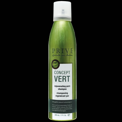 Image of Privé Concept Vert Shampoo 200ml