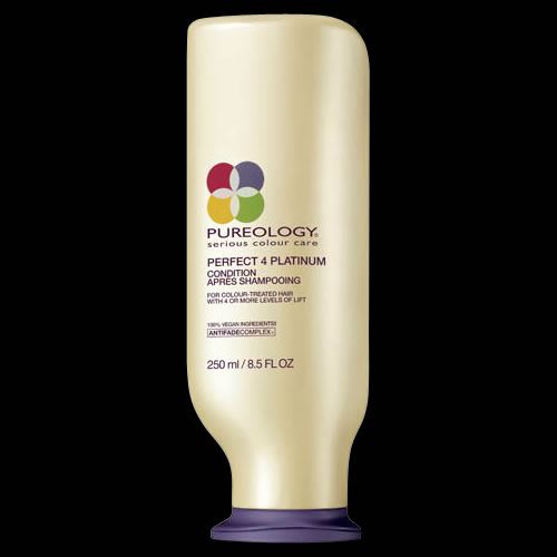 Image of Pureology Perfect 4 Platinum Conditioner 250ml