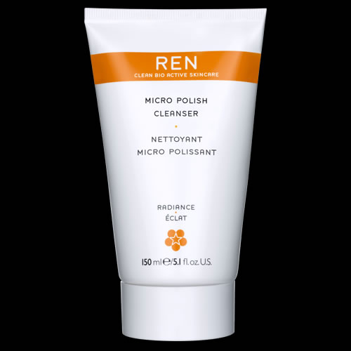 Image of REN Micro Polish Cleanser 150ml