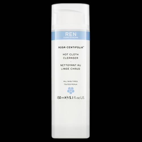 Image of REN Rosa Centifolia Hot Cloth Cleanser 150ml