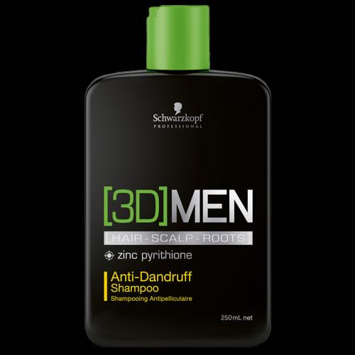 Image of [3D] Men Anti Dandruff Shampoo 250ml