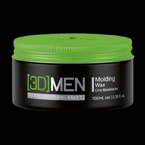 Image of [3D] Men Molding Wax 100ml