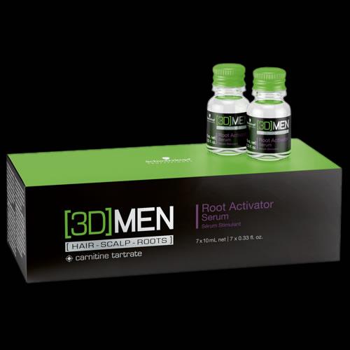Image of [3D] Men Activating Serum Shots 7 x 10ml