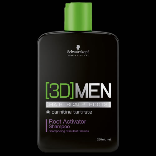 Image of [3D] Men Root Activating Shampoo 250ml