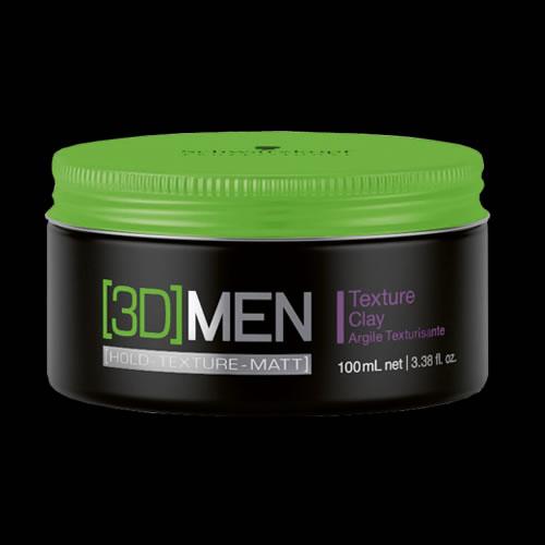 Image of [3D] Men Texture Clay 100ml