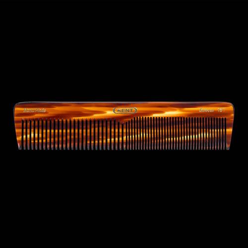 Image of Kent Tortoiseshell Effect Coarse/Fine Comb - 16T