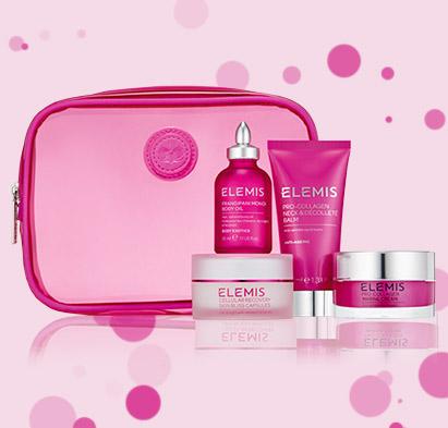 ELEMIS Pink Gift Set