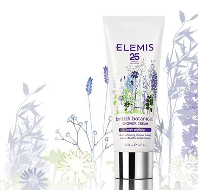 Elemis British Botanicals Shower Cream